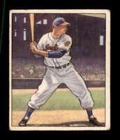 1950 Bowman #7 Jim Hegan VGEX Indians 401257