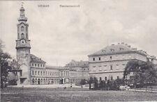 AK Ansichtskarte Weimar, Residenzschloss, ungelaufen