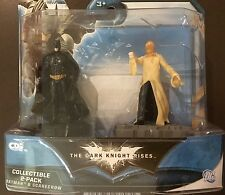 The Dark Knight Rises collectible 2 pack Batman amd Scarecrow. New