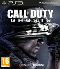 Call of Duty: Ghosts (PS3) los videojuegos
