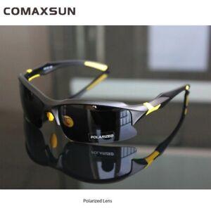 Polarized Cycling Glasses Bike Goggles Sports Photochromic Sunglasses UV 400