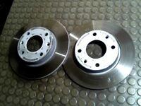 Bremsscheibensatz Peugeot 106 C/1 A 12 Monate Garantie Sofortversand