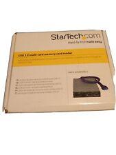 Startech.com 35FCREADBU3 USB 3.0 Multi Card Reader