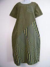 Robe droite coton pour femme