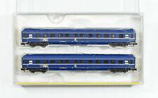 """Minitrix Spur N - Schlafwagen Set """"TEN"""" - DB Ep. IV Art.-Nr. 15733 // AB 402"""