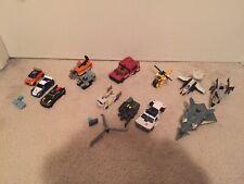 Vintage Transformers Power Core Combiners Action Figure Parts Lot
