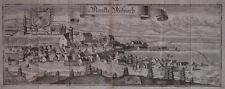 Miesbach : Großer Kupferstich, Wening, um 1750