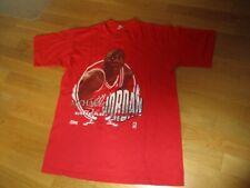 Michael Jordan T-Shirt Chicago Bulls SALEM Größe L VINTAGE 80er 90er Jahre