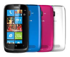 Original Nokia Lumia 610 3G WIFI GPS 5MP Camera 8GB Storage Windows Mobile Phone
