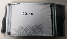 IKEA CD Rack GAXA 100.267.16 Model 15395 Black