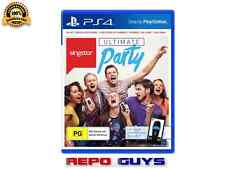 PS4 Ultimate Party Singstar for Playstation 4 Game Brand New