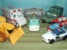 Disney Pixar Cars Toon: Dr. Mater, Didi, McMean & More *Displayed Only*
