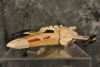 Vintage Kenner 1978 Star Wars X-Wing Fighter Near Complete Free Shipping