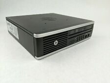 Hp Compaq 8200 Elite Ultra Slim Desktop Intel Core i3-2100 3.1Ghz 6Gb Ram No Hdd