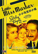Little Miss Marker (1934) - Shirley Temple - DVD NEW