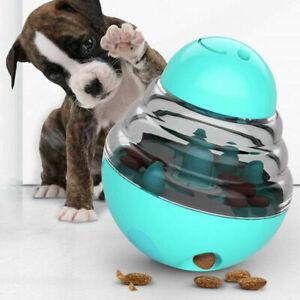 Moto & DonDon Green Tumbler Pet Toy Food Dispensing Ball ~Brand new~
