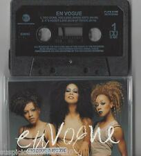 "MC EN VOGUE "" Too Gone, Too long ""  - Audiotape- Cassette- CS SINGLE selten!"