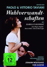 DVD * WAHLVERWANDTSCHAFTEN - Isabelle Huppert  # NEU OVP ~
