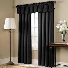 "United Curtain Blackstone Blackout Curtain Panel 63"""