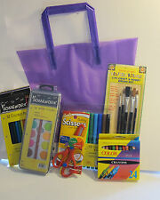 Children's Art Kit. Lots of Supplied. With Bag. New.