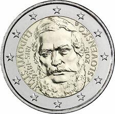 2 Euro Commémorative Slovaquie-slovensko 2015 - Ludovit Stur - UNC