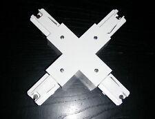 ZumTobel Staff 3-Phasen Kreuz oder X-Verbinder -> 3ph S2801210 Weiß