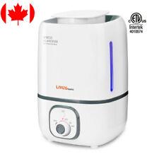 3L Ultrasonic Cool Mist Air Diffuser Humidifier w LED Night Light Bedroom
