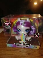 Poopsie Q.T. Unicorn PURPLE FIFI FRAZZLED Hot Toy 2020 NEW IN BOX Surprise Scent