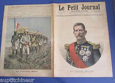 Le petit journal 1892 85 Afrique le lieutenant Mizon