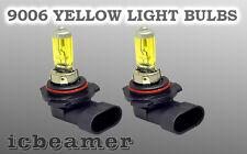 TMI 9006 HB4 55W x2 pcs Low Bm Fog Light Xenon Direct Fit Yellow Bulbs Iu8