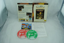 Jeu IBM PC MIGHT AND MAGIC FOR BLOOD AND HONOR (BIG BOX & CD-ROM version)