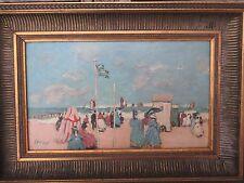 HUILE SUR PANNEAU     DE  PIERRE LESAGE   1872 -1922      ;   MUSÉE DE NANTES.