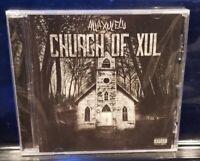 Alla Xul Elu - Church of Xul CD SEALED AXE twiztid horrorcore majik ninja ent