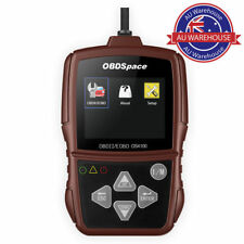Car Vehicle OBD2 OBDII EOBD Diagnostic Scanner Fault Code Reader Auto Scan Tool