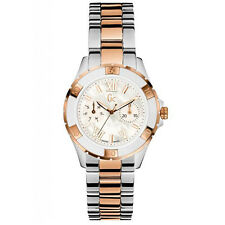 NEW GUESS COLLECTION GC LADY WATCH SS ROSE GOLD X75003L1S SPORT CLASS XL-S GLAM