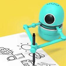 Quincy the Robot Artist/Robot Toy Math, Spelling, Activity Book Kids 2020