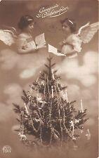 BG20171 angel singing weihnachten  christmas tree  germany