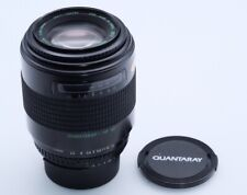 Quantaray NF AF 70-210mm f/4~5.6 Auto Focus Zoom Lens with Caps for Nikon
