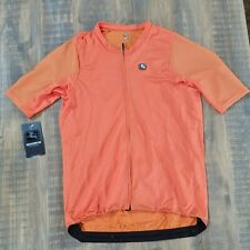 Giordana Mens Silverline Jersey - Orange  - XL
