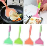 Non Stick Butter Cooking Silicone Spatula Set Pizza Cookie Pastry Shovel N6B7