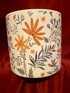 Floral Meadow Ceramic Large Planter Pot