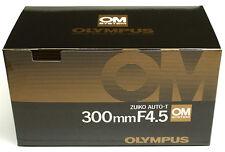 OLYMPUS OM-System Zuiko Auto-T 300mm F4,5
