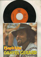 "7 "" Single  Danyel Gerard - Harlekin   nm"