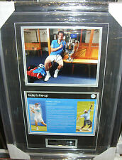 ANDY MURRAY Signed Montage  AFTAL