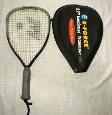 E Force 160g Carbon Power Series Racquetball Racquet 3 15/16