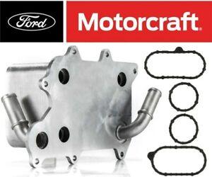 6.7L Ford Powerstroke Diesel OEM New Oil Cooler & Gasket Kit (3747+3876)