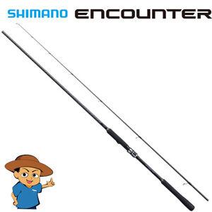 Shimano ENCOUNTER S86L Light fishing spinning rod 2019 model