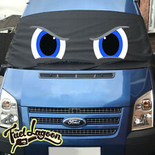 Ford Transit MK7 Window Screen Cover Black Out Blind Roller Team Motorhome Motor