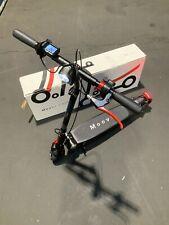Moovi E-Scooter mit Straßenzulassung 120kg Schwarz Ladegerät Fehlt #31