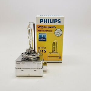 D1S Philips 85415C1 HID Xenon Headlight Bulb for AUDI, BMW, CHEVY, DODGE, JEEP